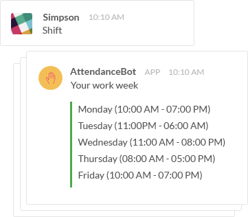 team productivity shift management