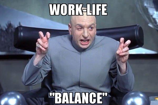 work life-balance