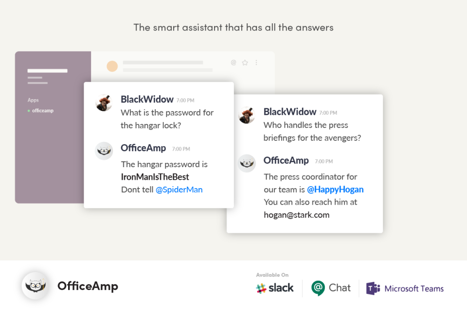 office amp - team collaboration tools