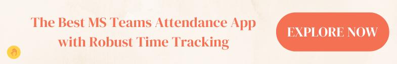 AttendanceBot Blog Banner for Top 8 Microsoft Apps