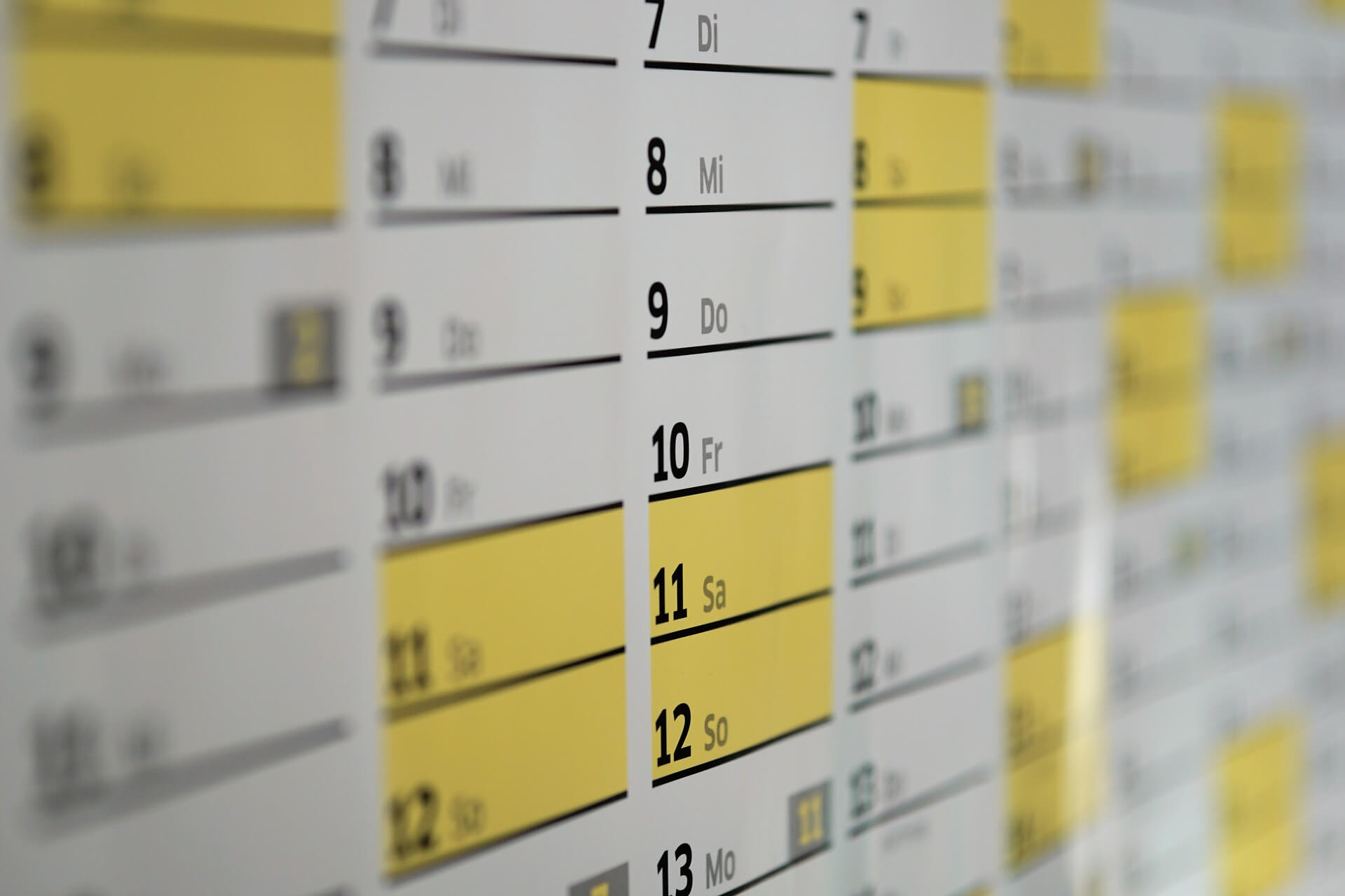 implementing flexible work schedule