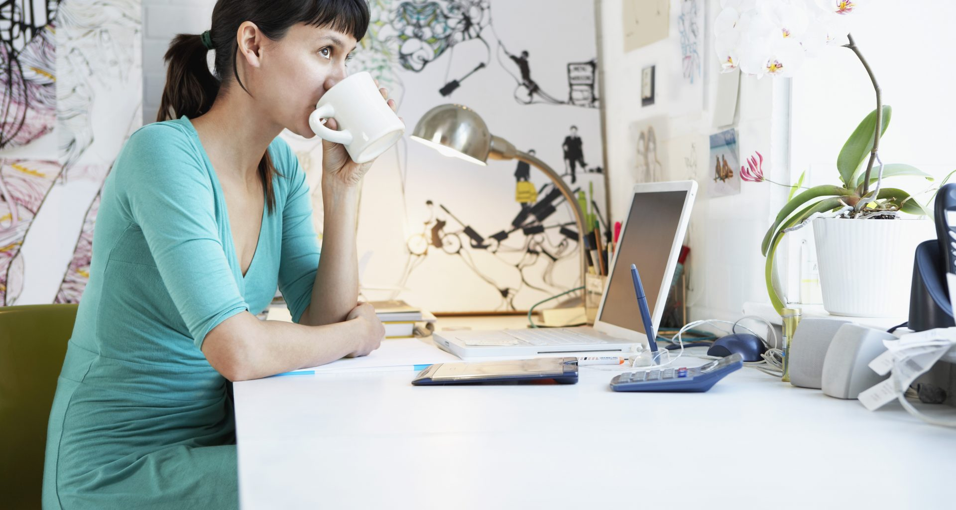 Tips for Working from Home Featured Image