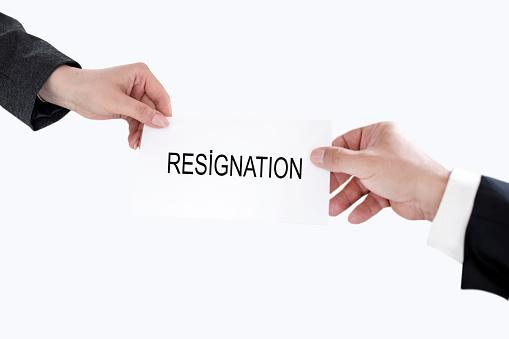 Paying Time Off during Resignation