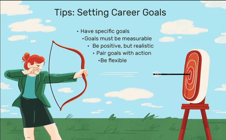 Tips for Setting Career Goals