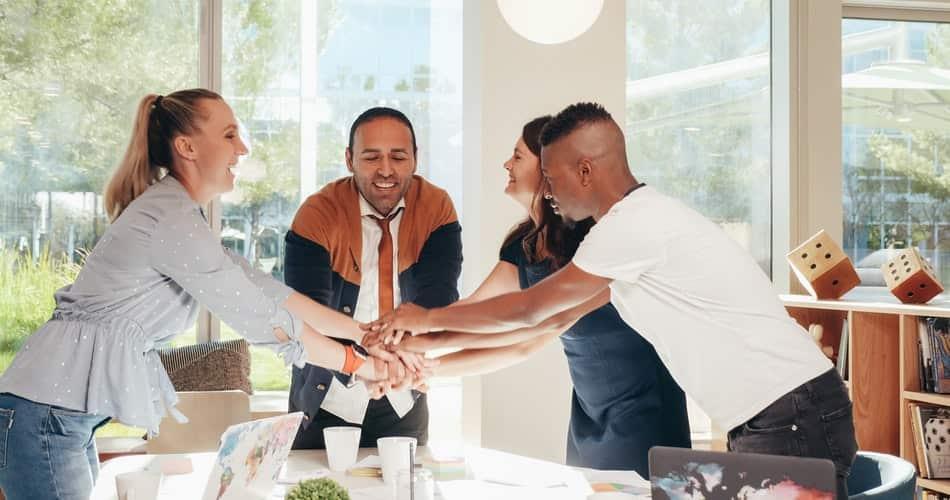 Company values build a strong culture